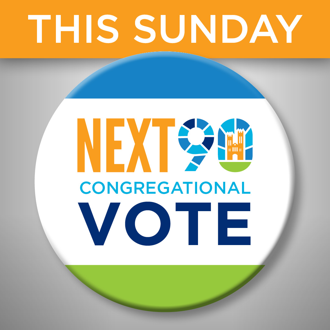 Next90 Vote is THIS Sunday!