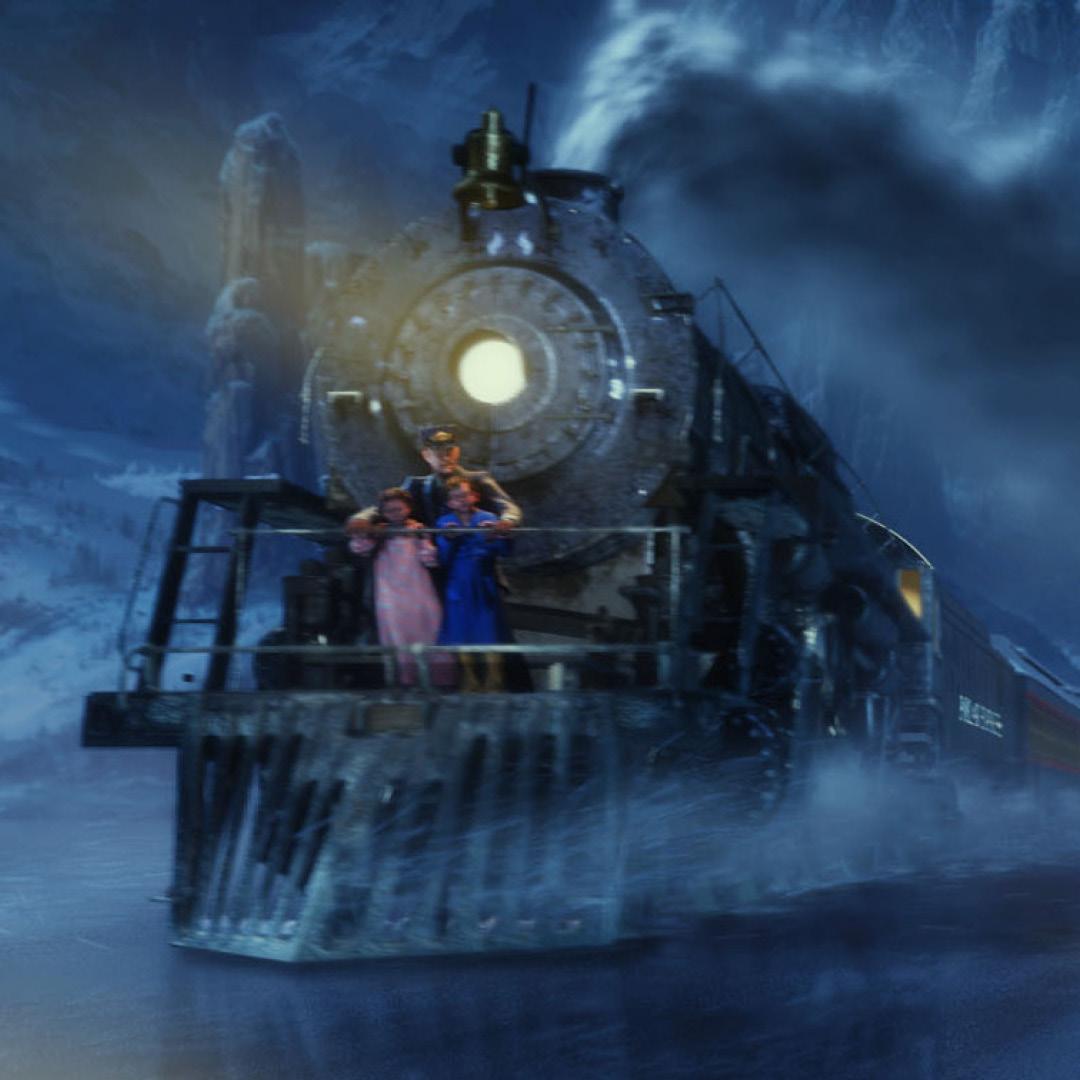 Polar Express Adventure