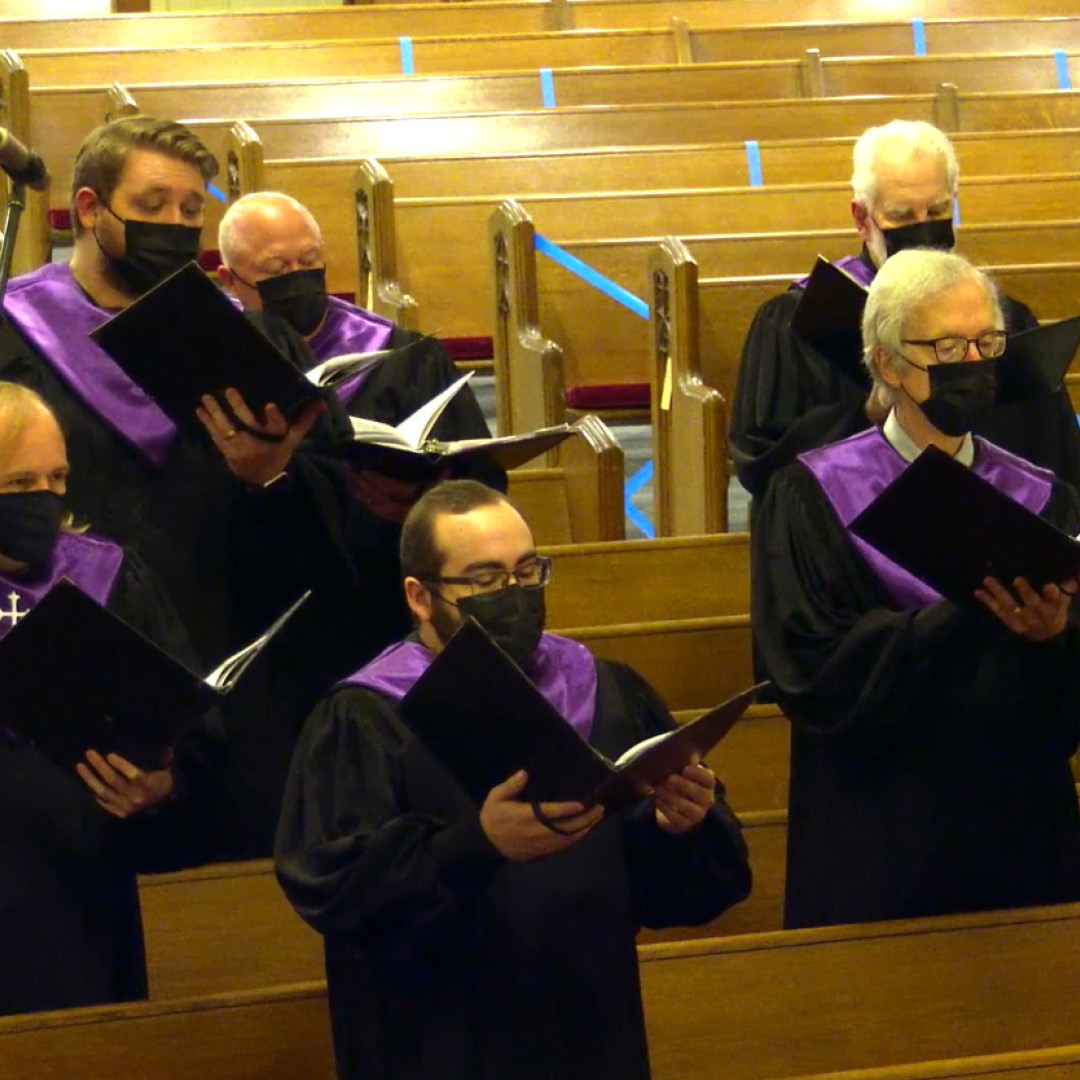 Choral Union Presents The Snow Lay on the Ground