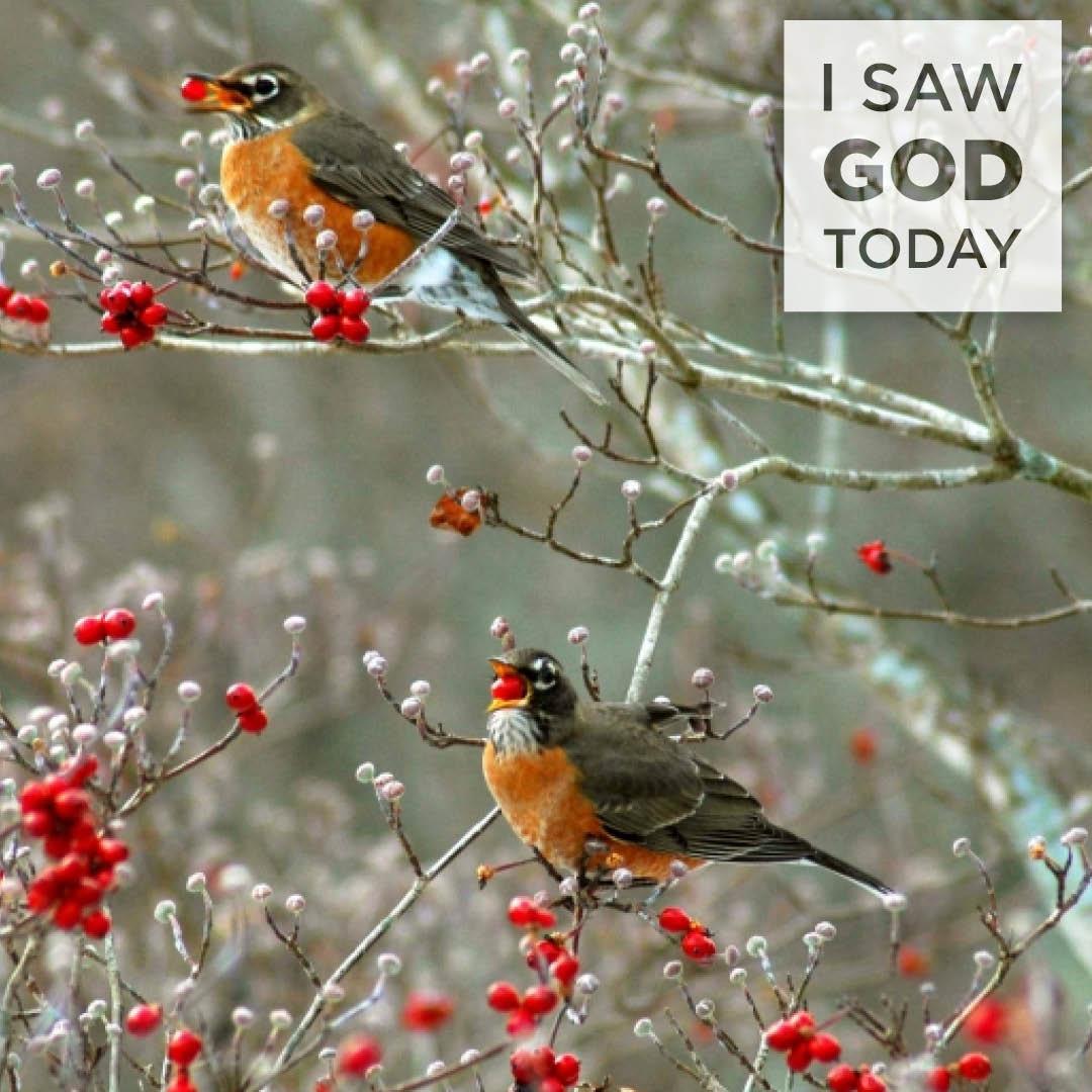 I Saw God Today: Hope
