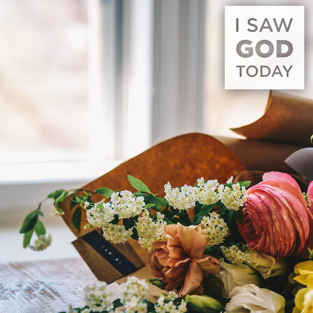 I Saw God Today — Stories