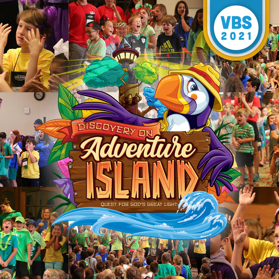 Vacation Bible School is On!